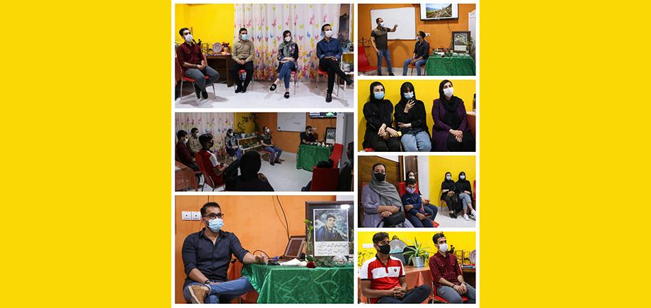 نشست هفتگی عکس انجمن سینمای جوانان تنگستان برگزار شد