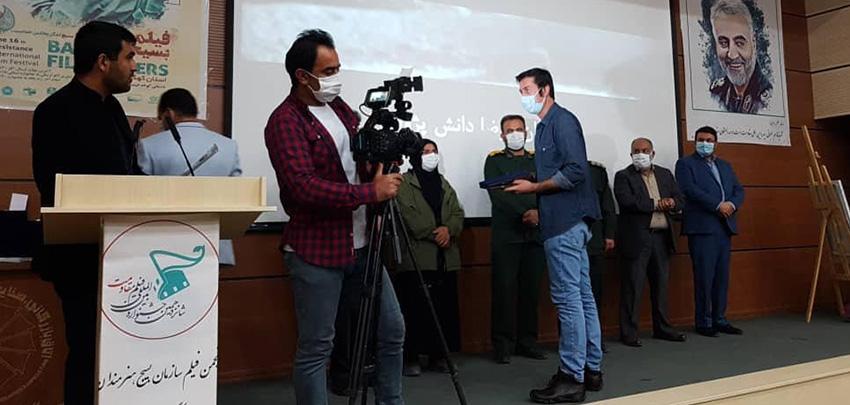 6 جایزه از جشنواره فيلم مقاومت كهگيلويه و بويراحمد در دست فیلمسازان دفتر یاسوج