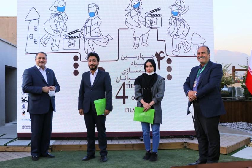 طی مراسمی با رعایت پروتکلهای بهداشتی چهارمین المپیاد فیلمسازی نوجوانان ایران افتتاح شد