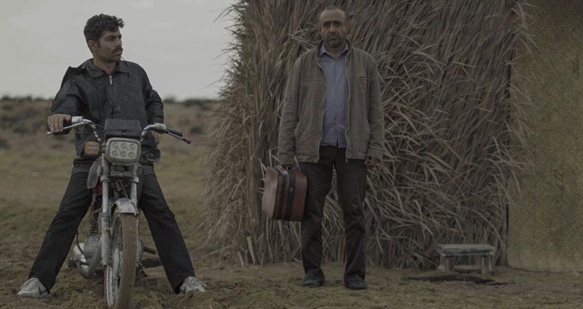 پایان فیلمبرداری «در دستهای یک چمدان»