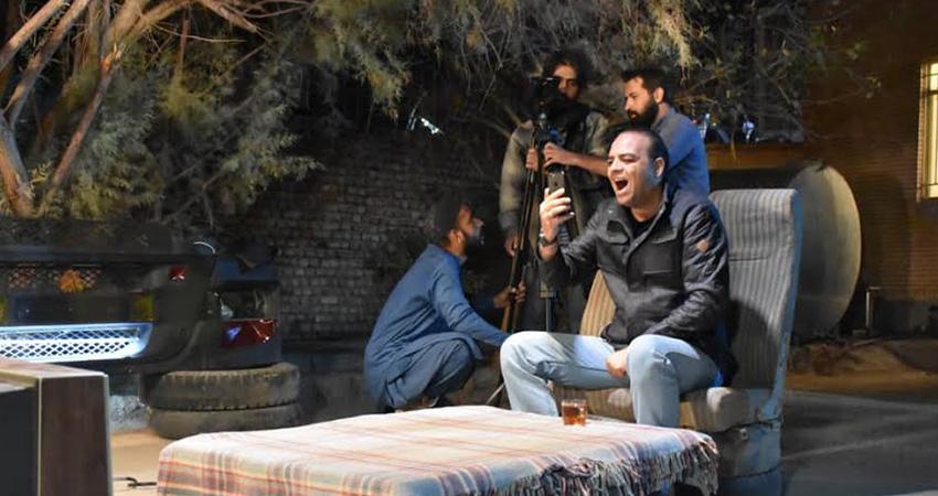 تولید فیلم کوتاه «حشمت» در زاهدان