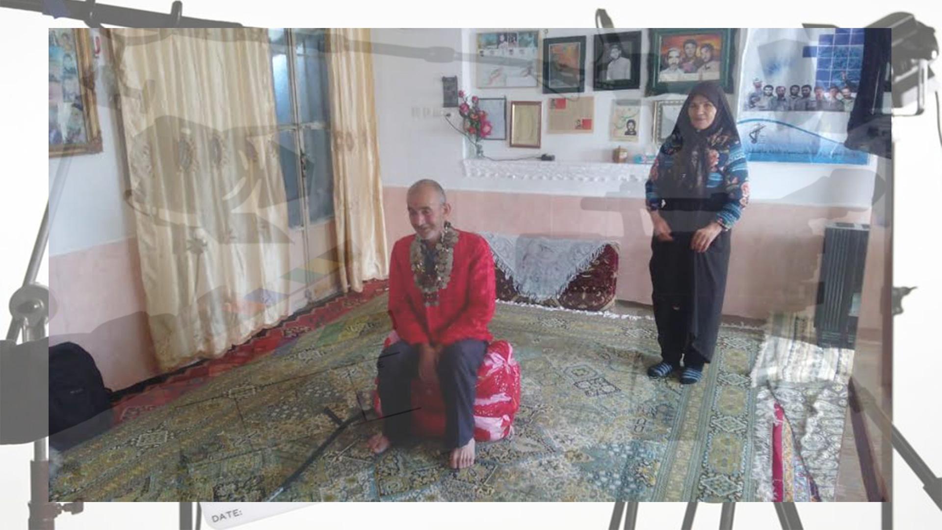 ساخت مستند کوتاه «خانعلی» در زنجان