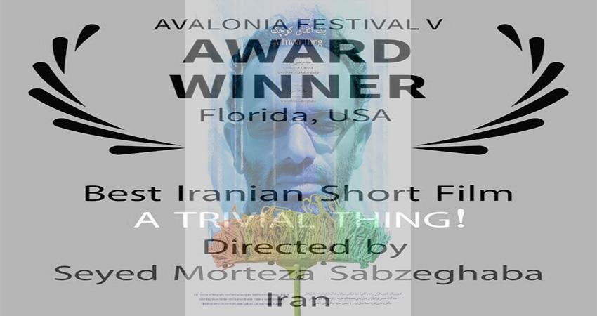 جایزه آمریکایی برای «یک اتفاق کوچک»