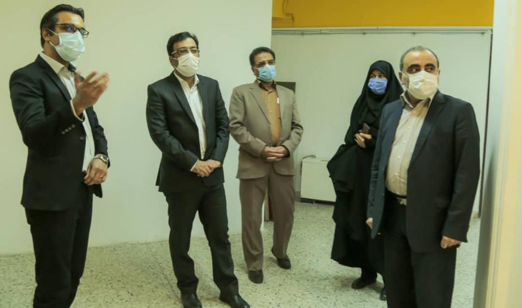بازدید معاون سازمان سینمایی کشور از انجمن سینمای جوانان یزد