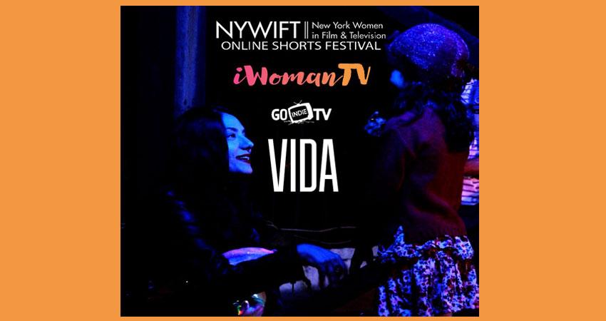 نمایش «ویدا» در شبکه «I womantv» آمریکا