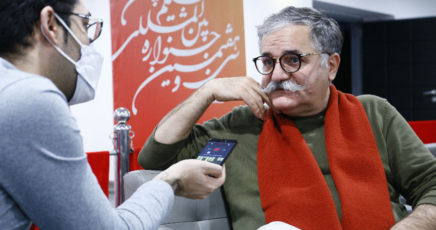 امیر شهاب رضویان: سازمان سینمایی باید برای فیلم کوتاه هزینه کند