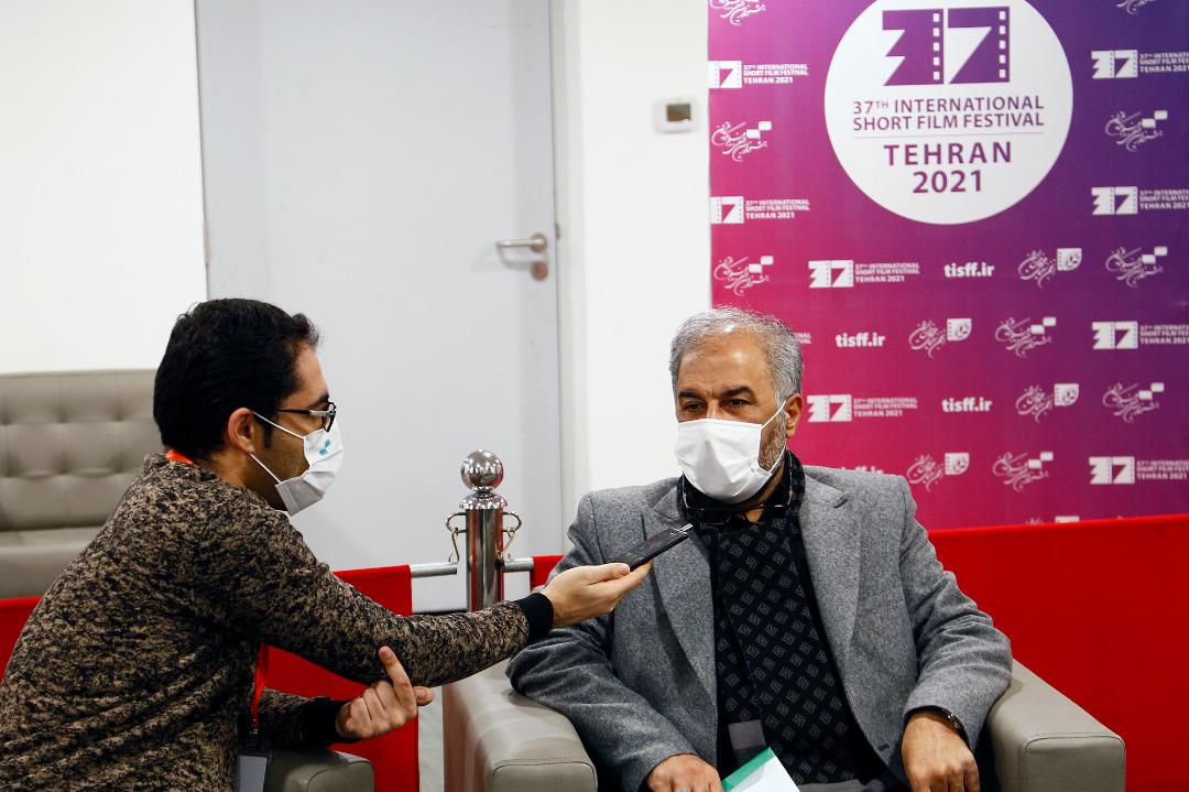 محمدمهدی عسگرپور: آمار ساخت فیلم کوتاه در کشور حیرت انگیز است/جریان مستقل فیلم کوتاه