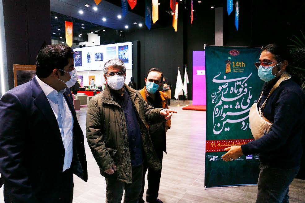 گزارش تصویری روز چهارم جشنواره 37