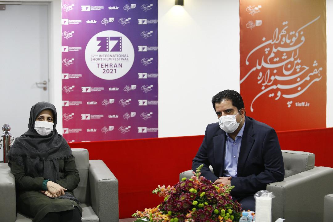 گزارش تصویری دومین روز جشنواره 37