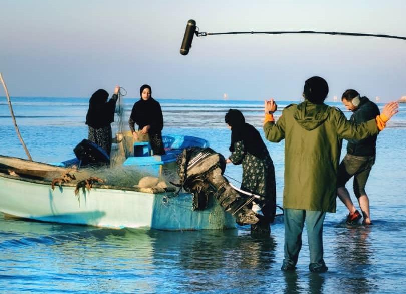 پایان تصویربرداری فیلم «مرگ غمانگیز پری دریایی» در کرمان