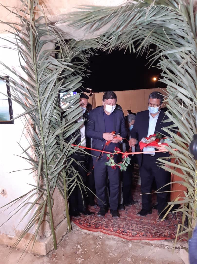 افتتاح نمایشگاه عکس در استان بوشهر