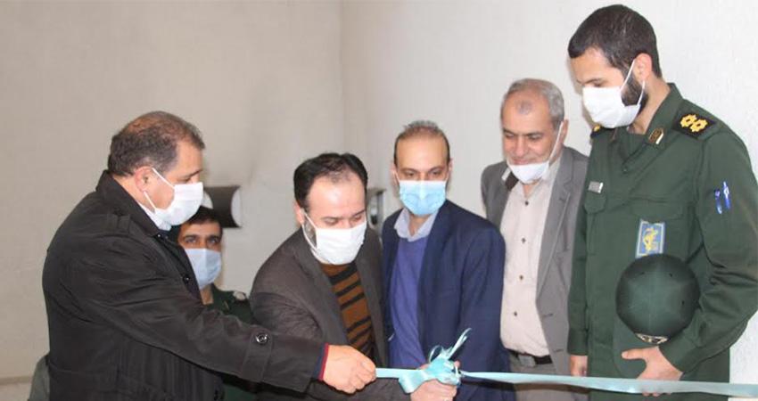افتتاح نمایشگاه عکس انقلاب در انجمن سینمای جوانان رودبار