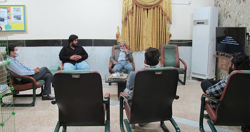 برگزاری نشست بررسی و پایش تولیدات انجمن سینمای جوانانبرازجان