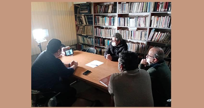 برگزاری جلسه شورای تولید آذربایجان شرقی
