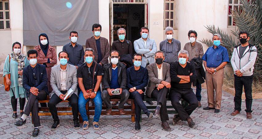 آزمون اولین دوره ارتقاء مهارتهای آموزشی و تربیت مربی در بوشهر