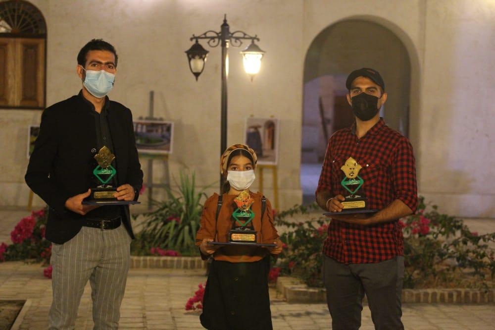 موفقیت اعضای انجمن سینمای جوان تنگستان در جشنواره « اهرم دیار من»