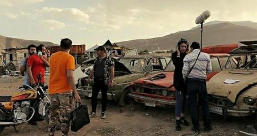 تولید فیلم کوتاه «رزومه» در نجفآباد
