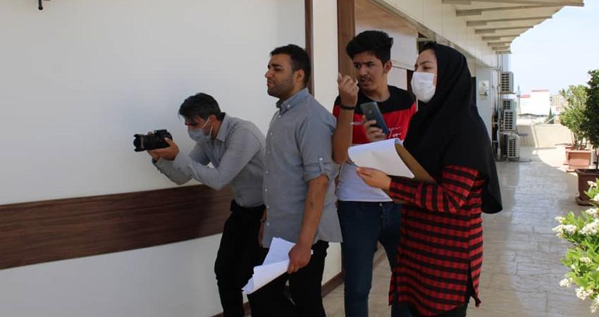 تولید فیلم کوتاه «عجله» در نجفآباد