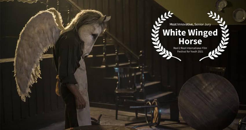 «اسب سفید بالدار» خلاقانهترین فیلم جشنواره کانادایی شد