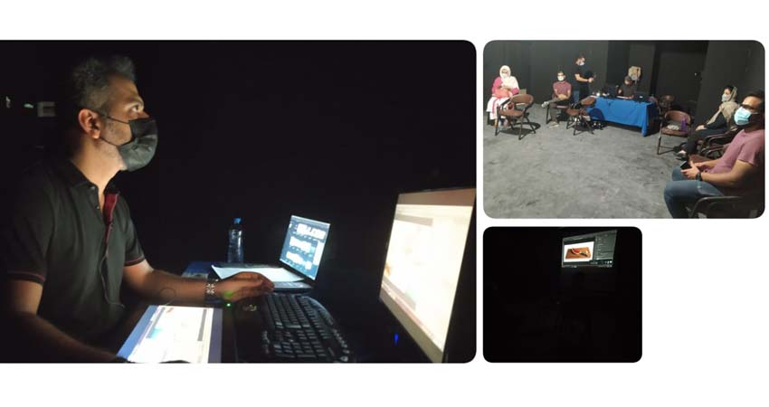برگزاری کارگاه «فتومونتاژ» در تنگستان