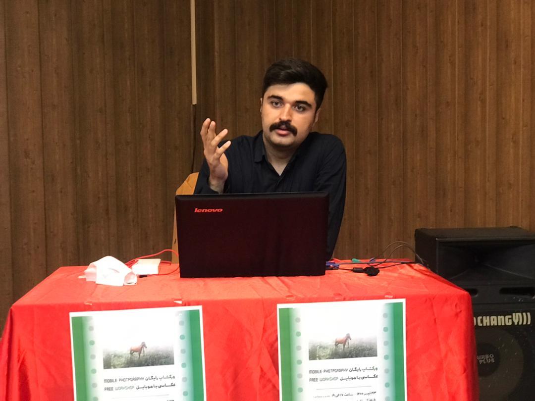 برگزاری ورکشاپ رایگان عکاسی در زنجان