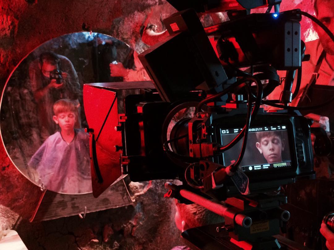 پایان فیلمبرداری فیلم کوتاه «سرشُک»