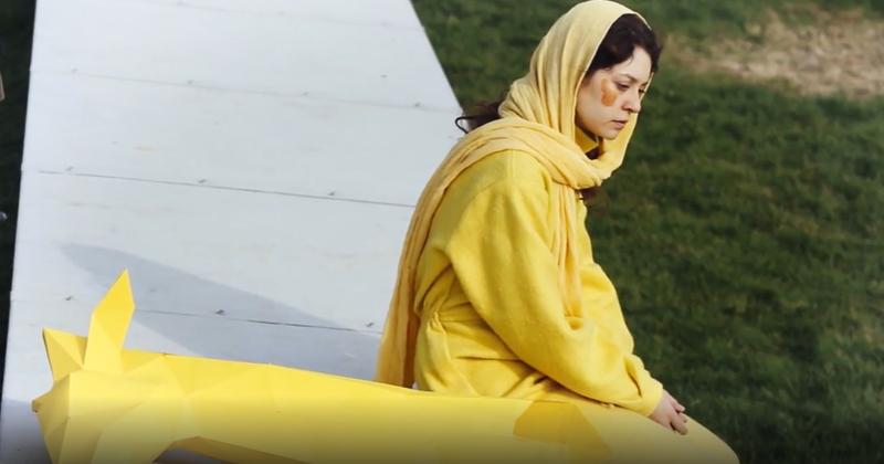 رقابت زرد خالدار در بریستول