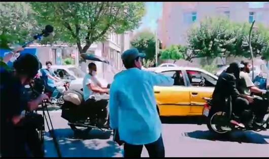 «بهار نارنجی من» در پایان فیلمبرداری