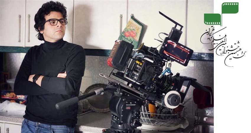 آرمان فیاض در گفتگو با مهر: دست فیلم کوتاه در جیب خودش است / سینمایی که آثار سفارشی نمیسازد