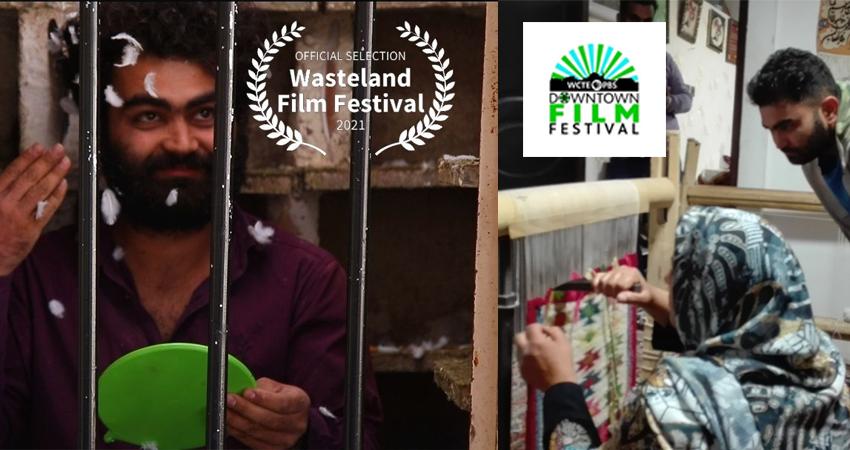 یک جایزه و یک راهیابی برای فیلمهای کوتاه بهزاد یاغموری