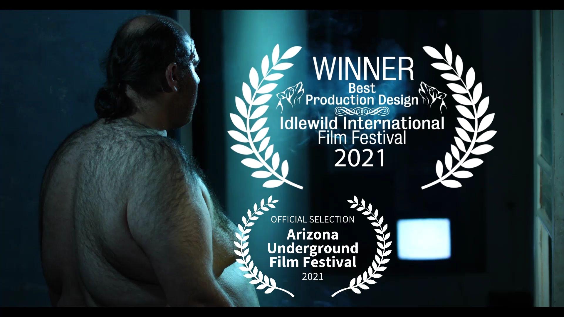 جایزه جشنواره بینالمللی Idlewild آمریکا برای «گلولههای تعمید»