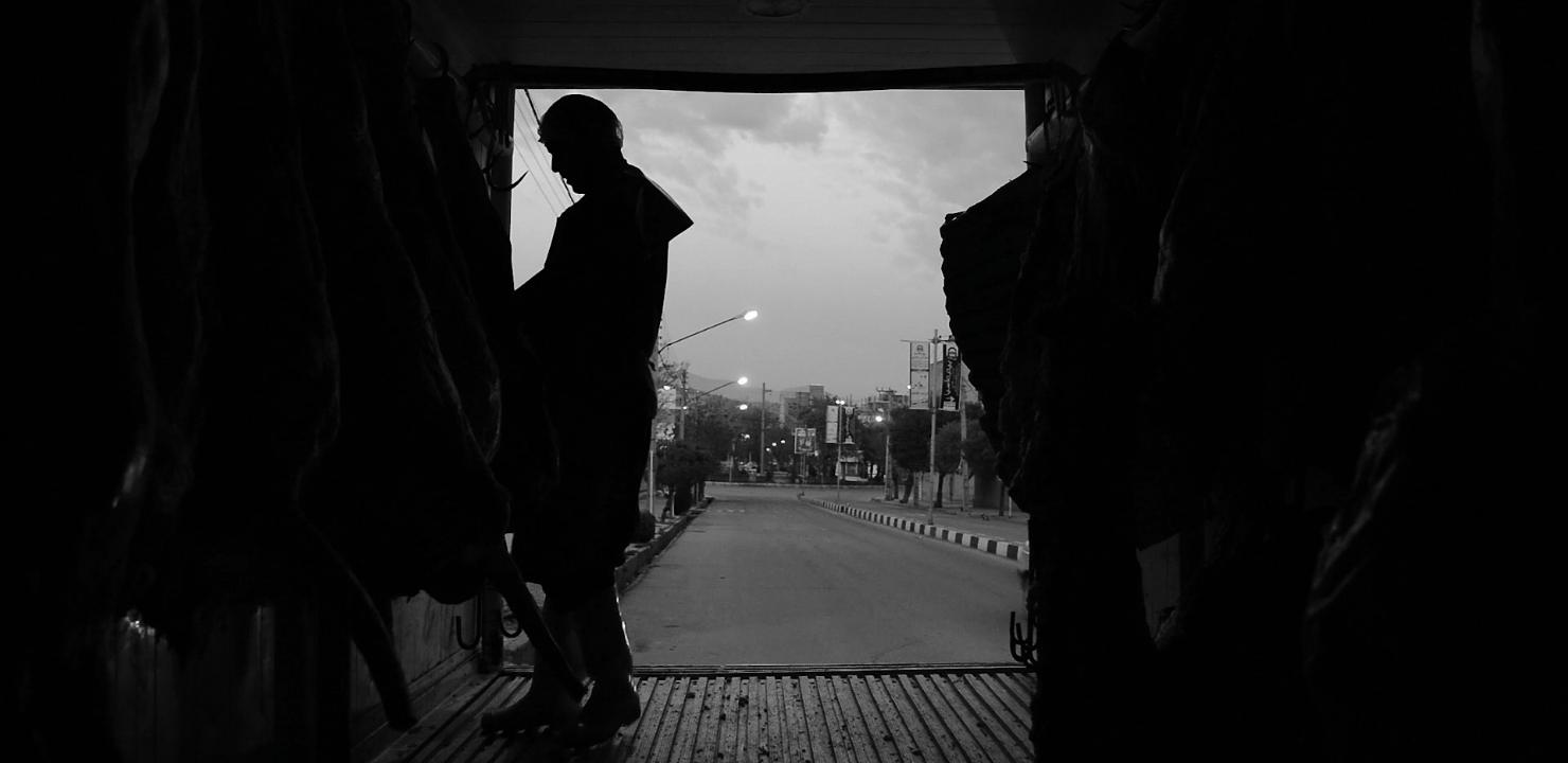 پایان ساخت فیلم کوتاه «P.O.V»