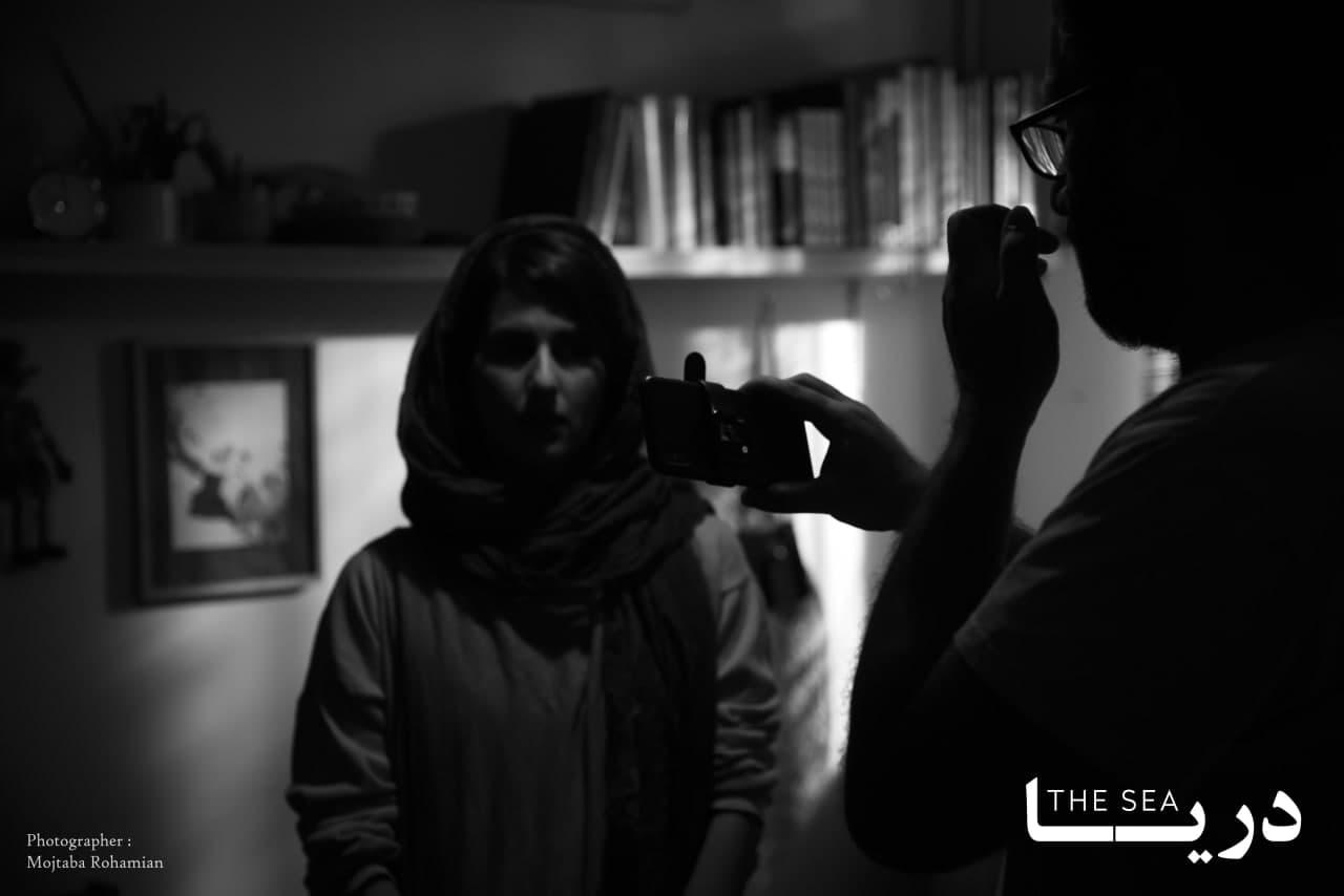 ساخت فیلم کوتاه «دریا» به پایان رسید