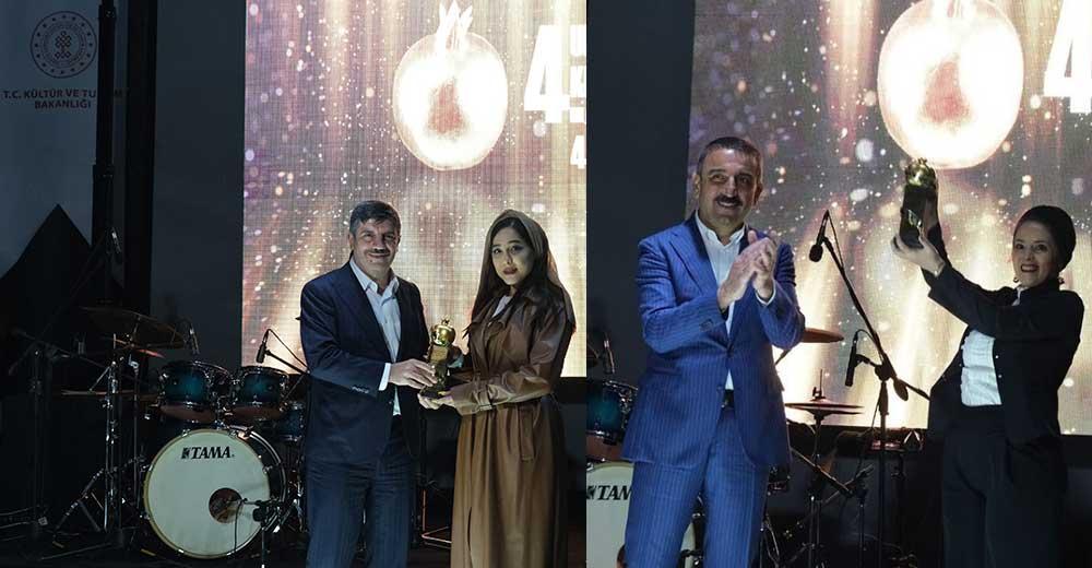 جایزه جشنواره SIIRT ترکیه به دو فیلمساز ایرانی