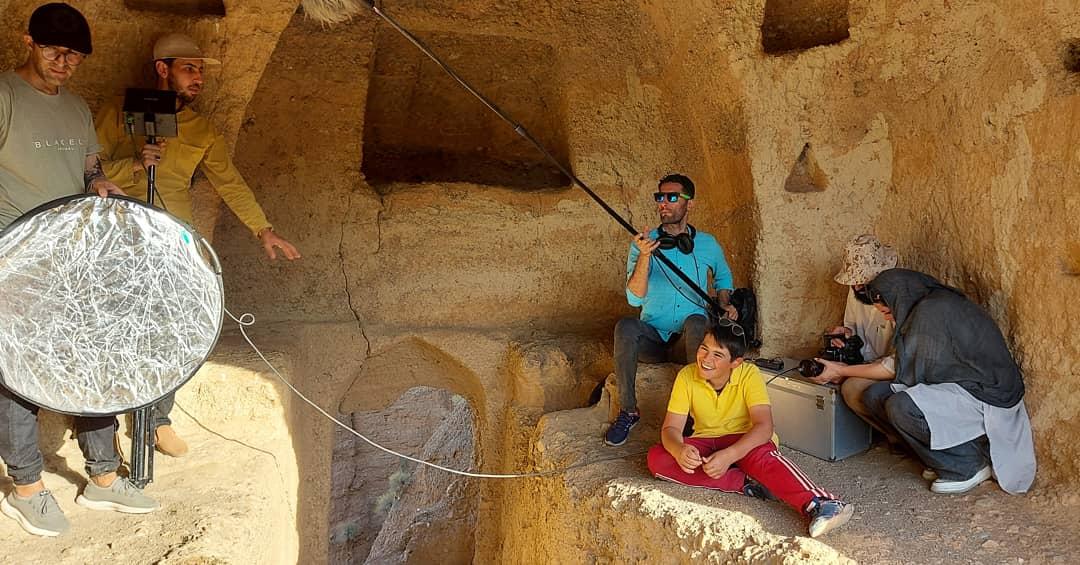 پایان تصویربرداری فیلم کوتاه «گلر» در زنجان